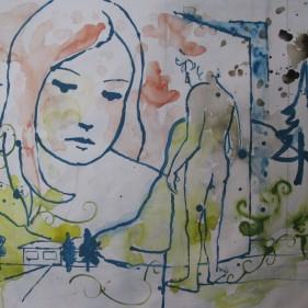 Acrylique sur toile, 71x87cm (2) - Copie